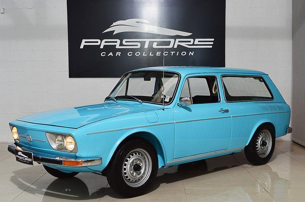 Volkswagen Variant 1600 1975 Motor Tudo (8)