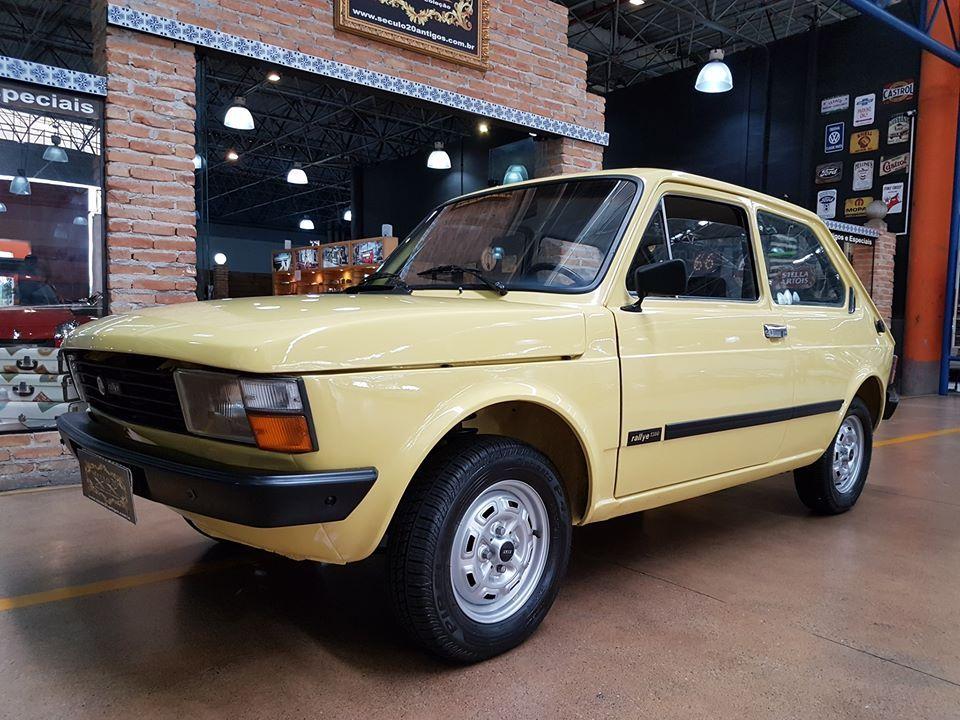 Fiat 147 Rallye 1.3 1981 Motor Tudo (5)