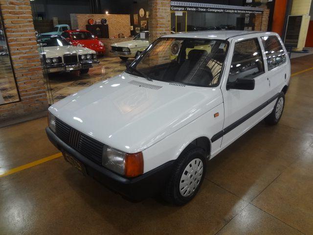 Fiat Uno CS 1.3 1990 Motor Tudo (2)