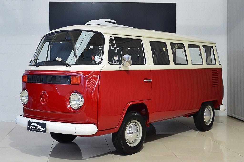 Volkswagen Kombi 1600 1976 Motor Tudo (16)