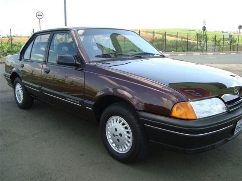 Chevrolat Monza SL-E 2.0 EFi 1992 Motor Tudo (5)