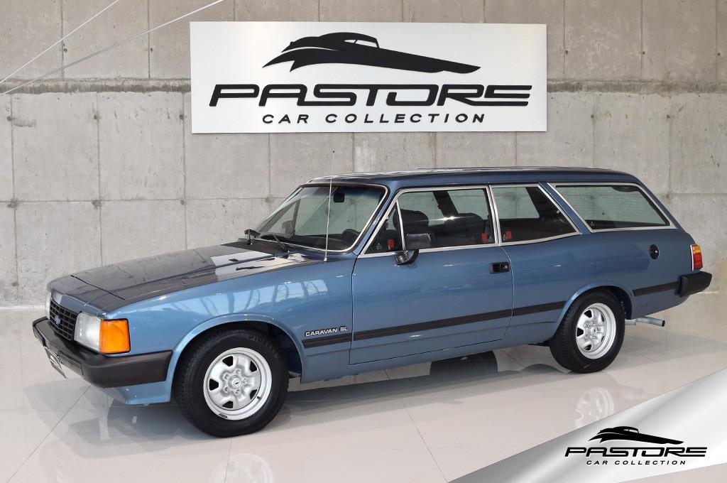 Chevrolet Caravan SL 4.1S 1990 Motor Tudo (3)