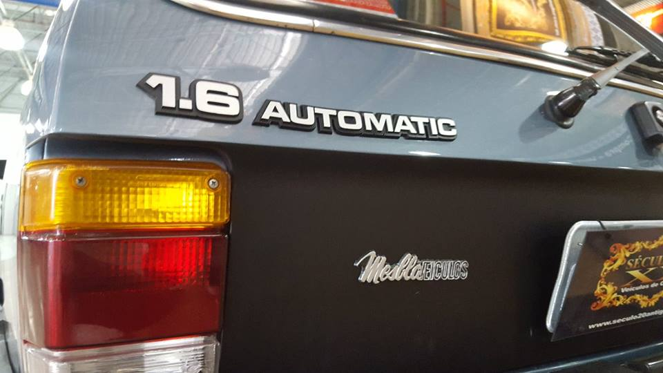 Chevrolet Chevette Marajó SE 1.6 AT 1987 Motor Tudo (7)