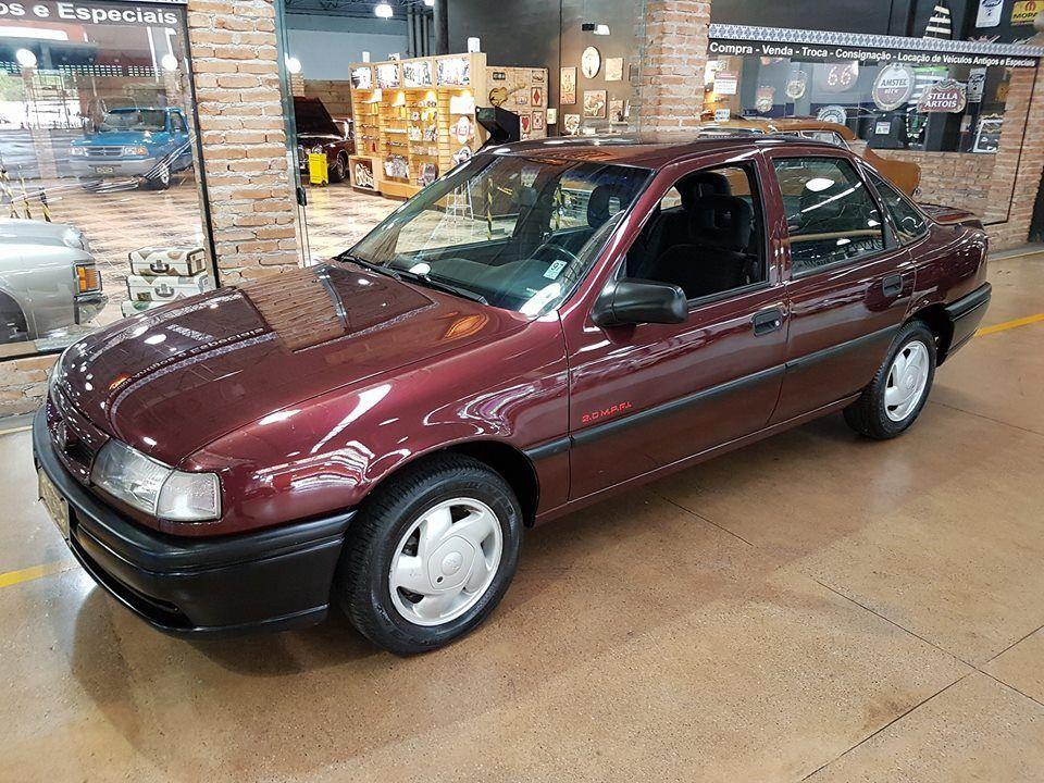 Chevrolet Vectra MPFi 2.0 1994 O Substituto do Monza