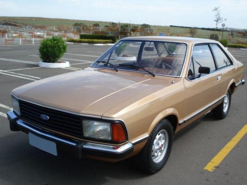 Ford Corcel II LDo 1978 Motor Tudo (2)