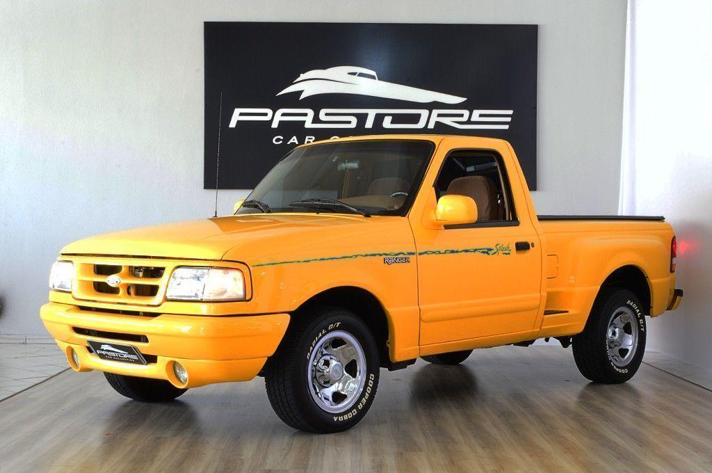 Ford Ranger Splash 3.0 V6 1995 Motor Tudo (3)