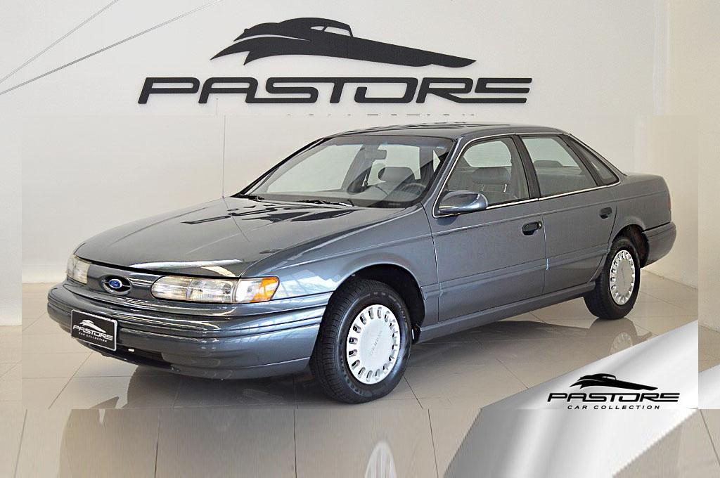 Ford Taurus GL 3.0 V6 1992 Motor Tudo (4)
