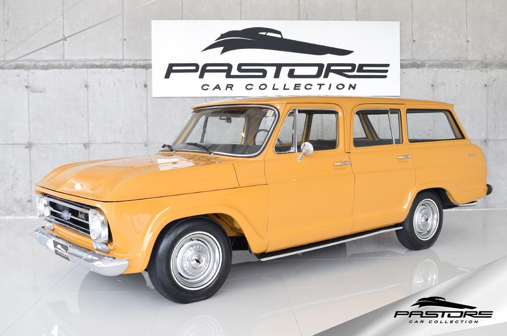 Chevrolet Veraneio 4.3 1974 Motor Tudo (11)