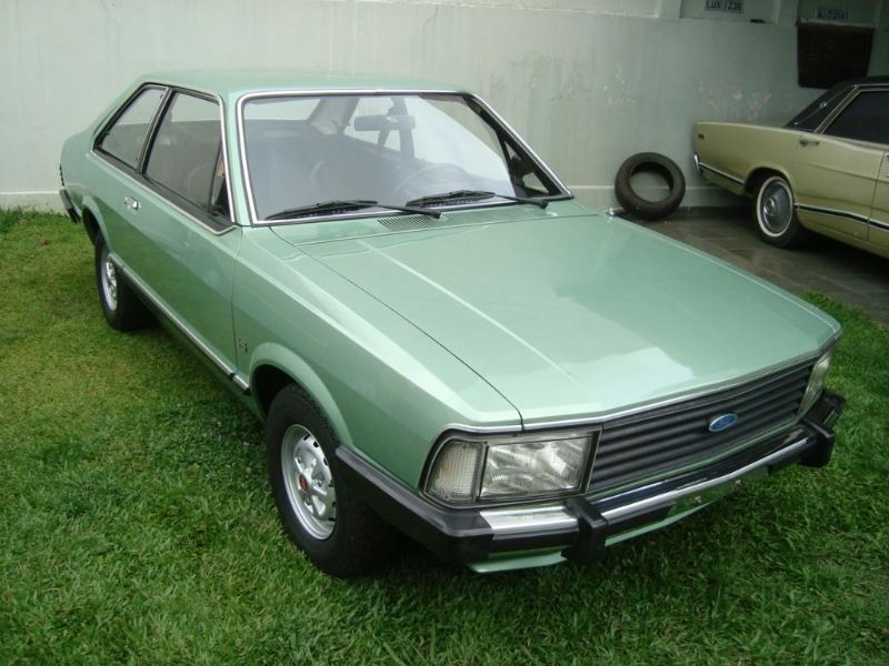Ford Corcel II LDO 1.6 1981 Motor Tudo (3)