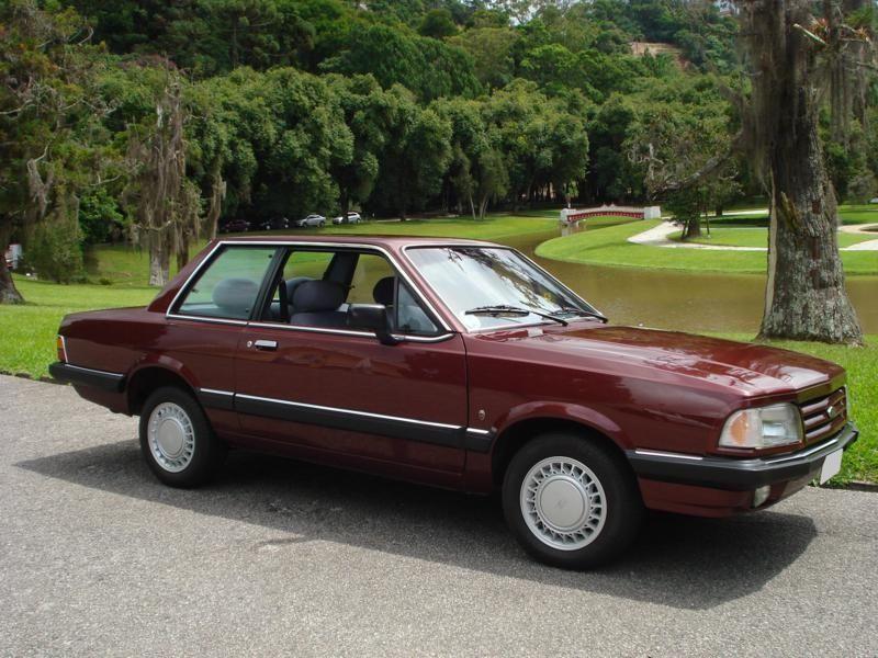 Ford Del Rey Ghia 1.8 1991 Motor Tudo (1)