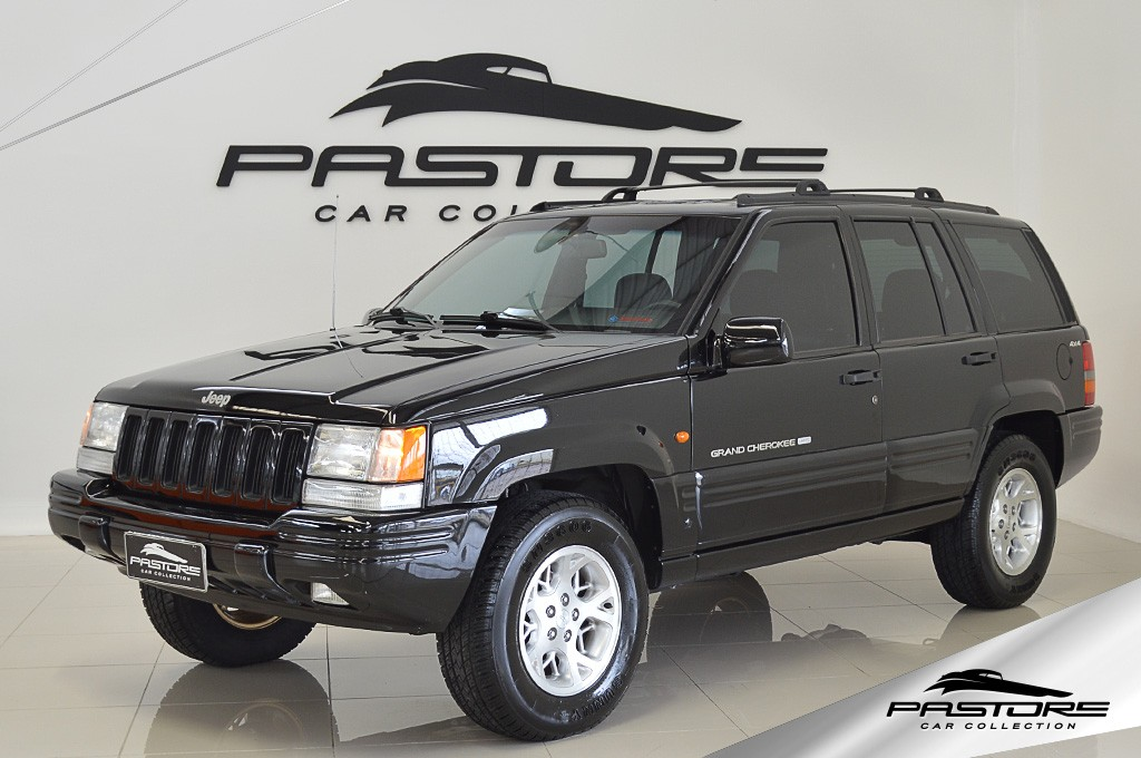 Jeep Grand Cherokee Limited 5.2 V8 4X4 Sucesso Absoluto nos Anos 90