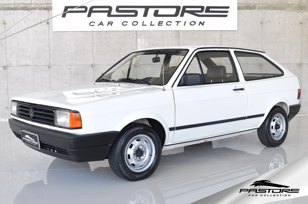 Volkswagen GOL CL AP 1.6 1988 Motor Tudo (4)