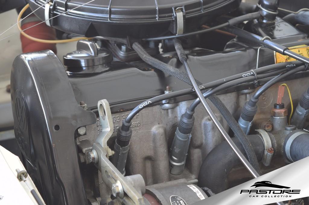 Volkswagen GOL CL AP 1.6 1988 Motor Tudo (6)