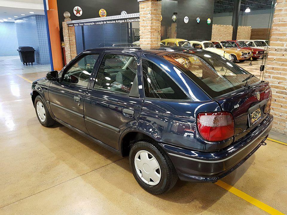 Volkswagen Pointer GLi 1.8 1995 Motor Tudo (7)