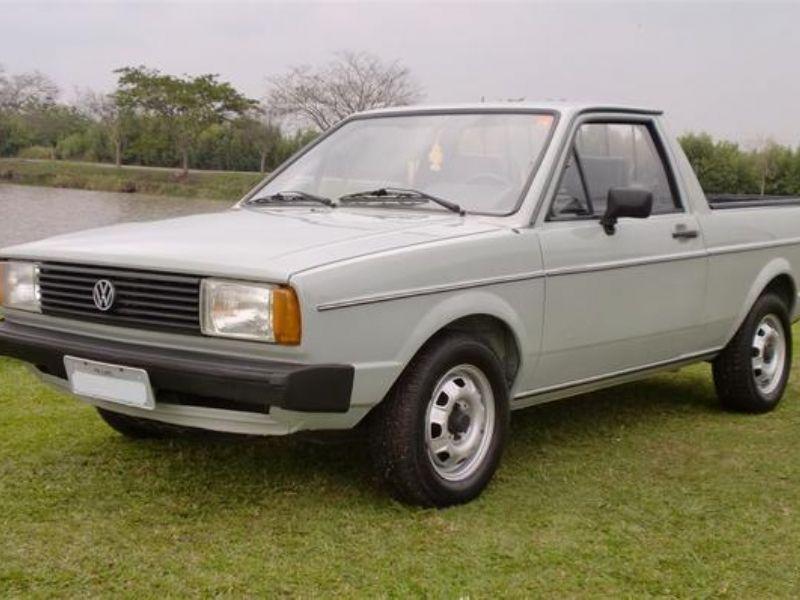 Volkswagen Saveiro AP 1.6 1986 Motor Tudo (2)