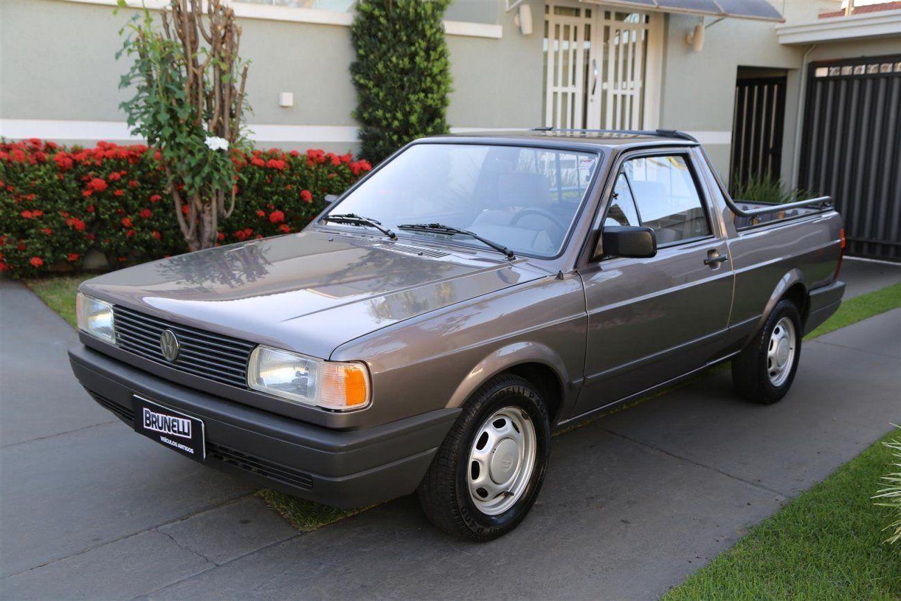 Volkswagen Saveiro CL 1.8 1995 Motor Tudo (2)