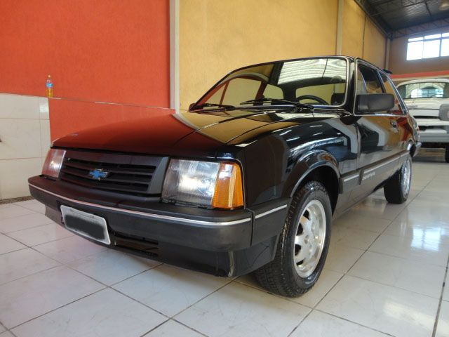 Chevrolet Chevette DL 1.6S 1991 Motor Tudo (5)
