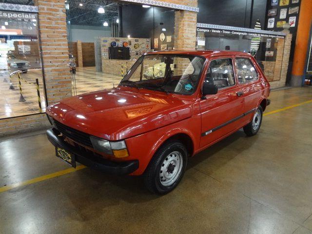 Fiat 147 C 1300 1985 O carro nacional mais barato