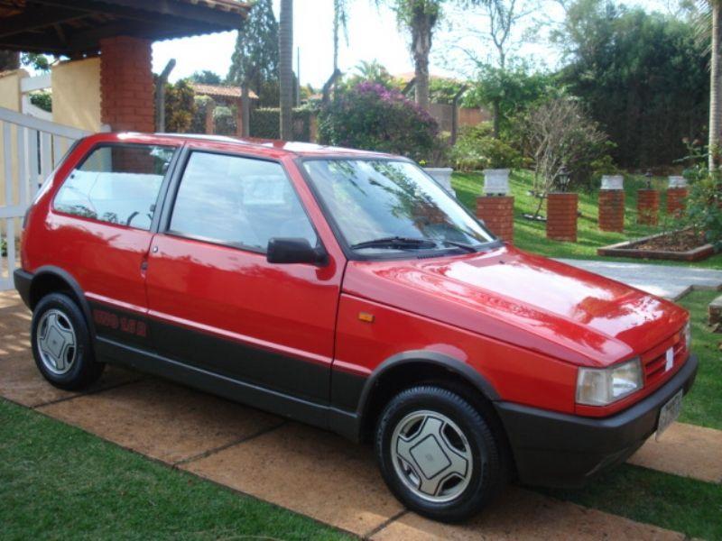 Fiat Uno 1.6 R 1996 Motor Tudo (2)