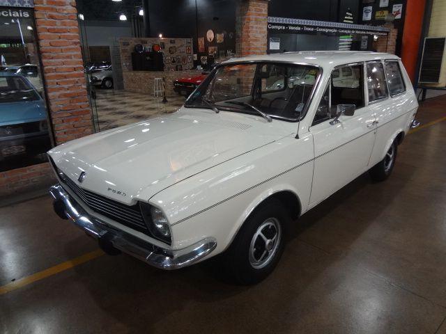 Ford Belina I LDO 1976 Motor Tudo (2)