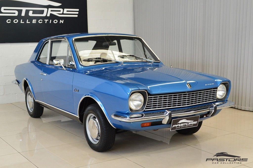 Ford Corcel I Luxo 1.4 1975 Motor Tudo (12)