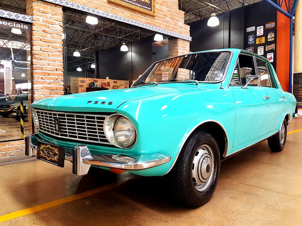 Ford Corcel I sedã 4 portas 1972 Motor Tudo (3)