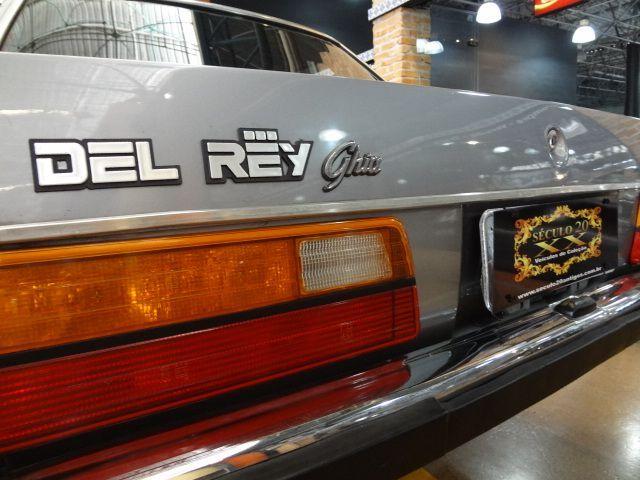 Ford Del Rey 1988 CHT 1.6 Motor Tudo (8)