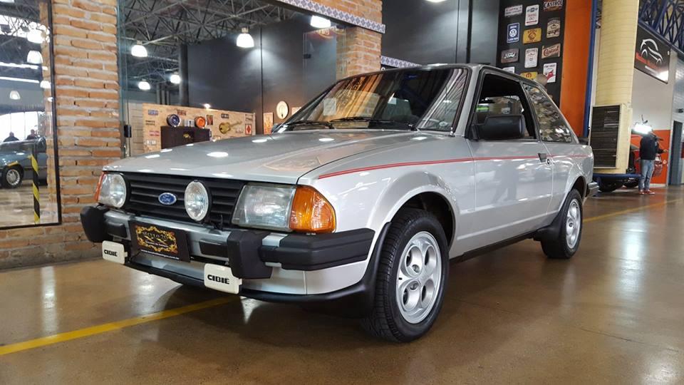 Ford escort XR3 1986 Motor Tudo (1)