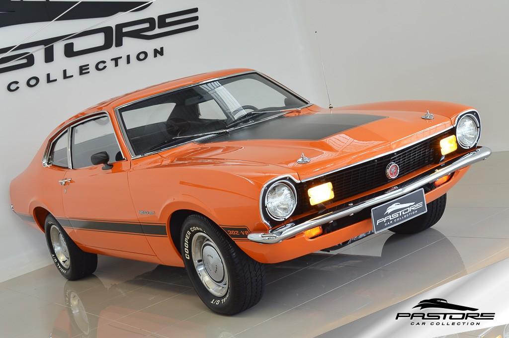 Ford maverick V8 1975 Coupé Motor Tudo (15)