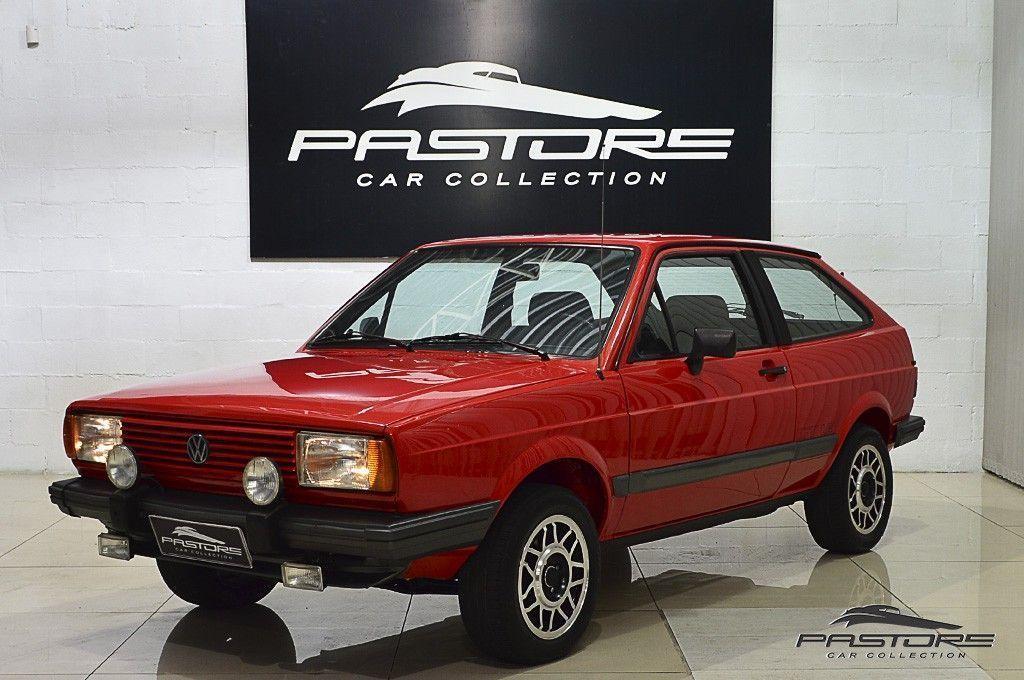 Volkswagen GOL GT 1.8 1986 Motor Tudo (20)