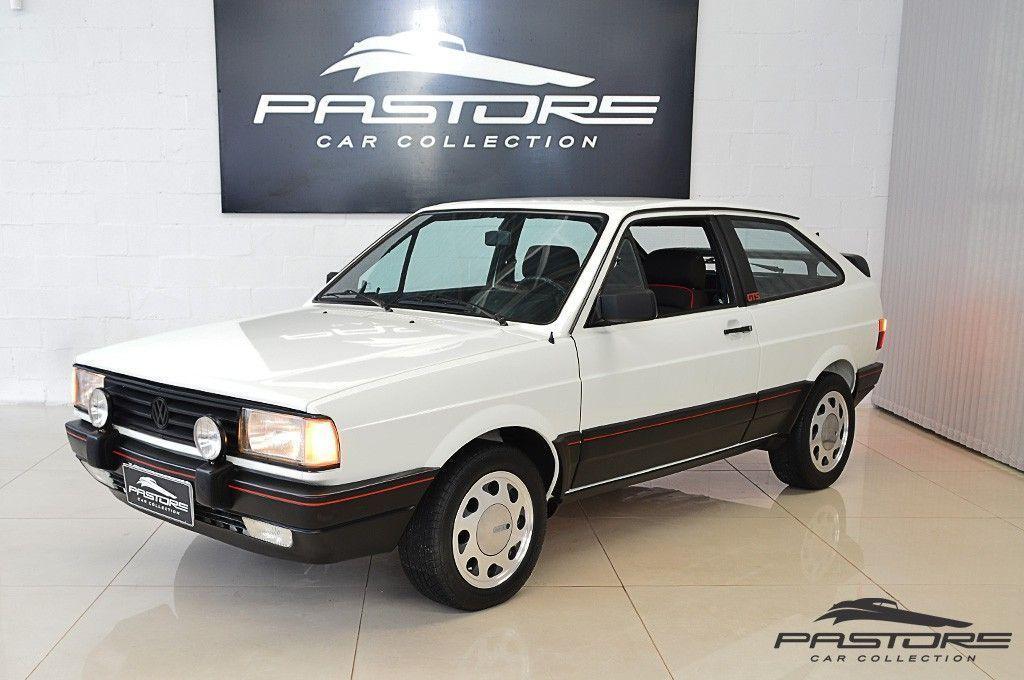 Volkswagen GOL GTS 1.8S 1989 Motor Tudo (10)