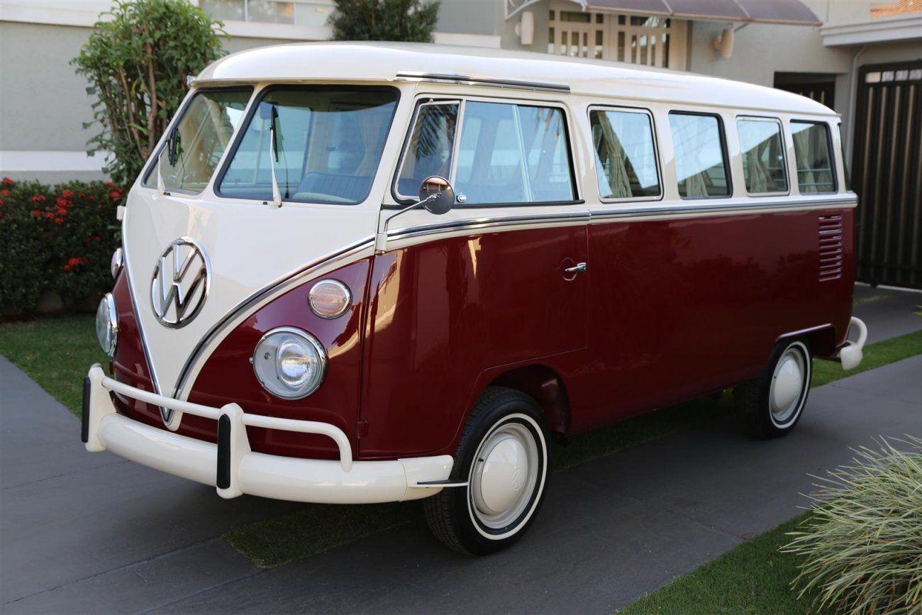 Volkswagen Kombi Luxo 1500 1969 Motor Tudo (2)