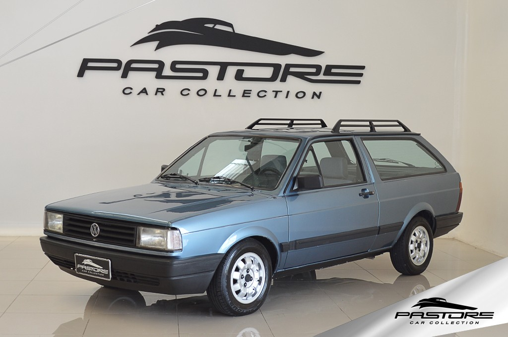 Volkswagen Parati GL 1.8 1990 Motor Tudo (9)