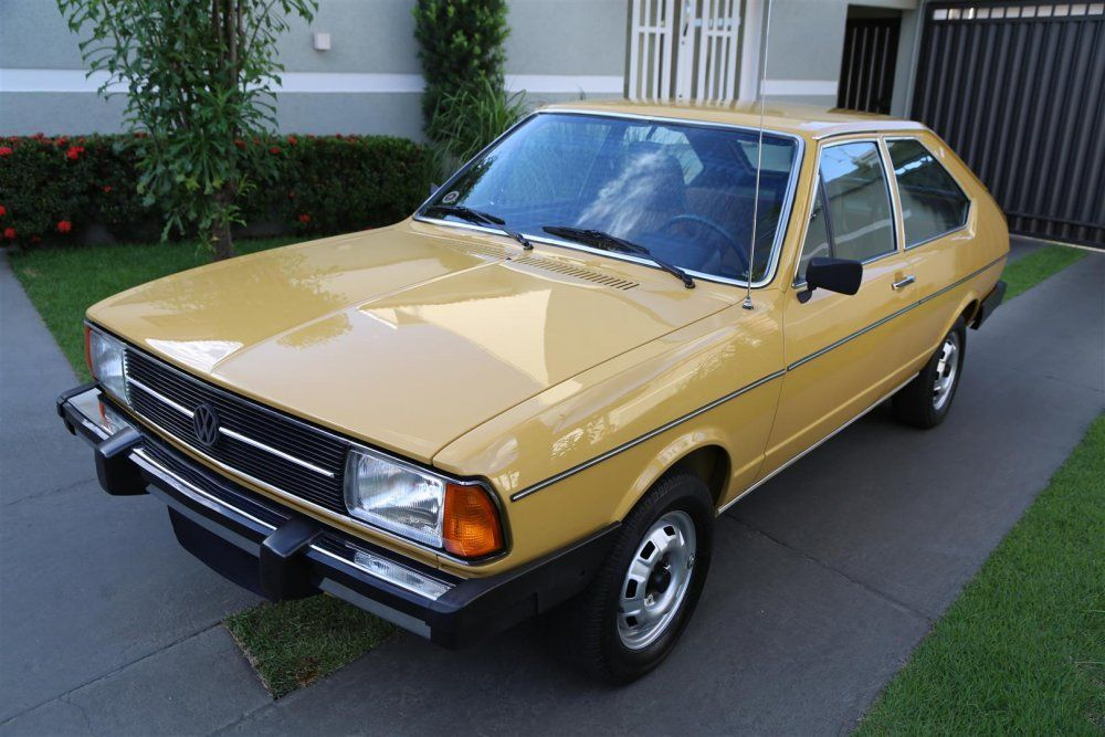 Volkswagen Passat LS 1.5 1979 Motor Tudo (14)