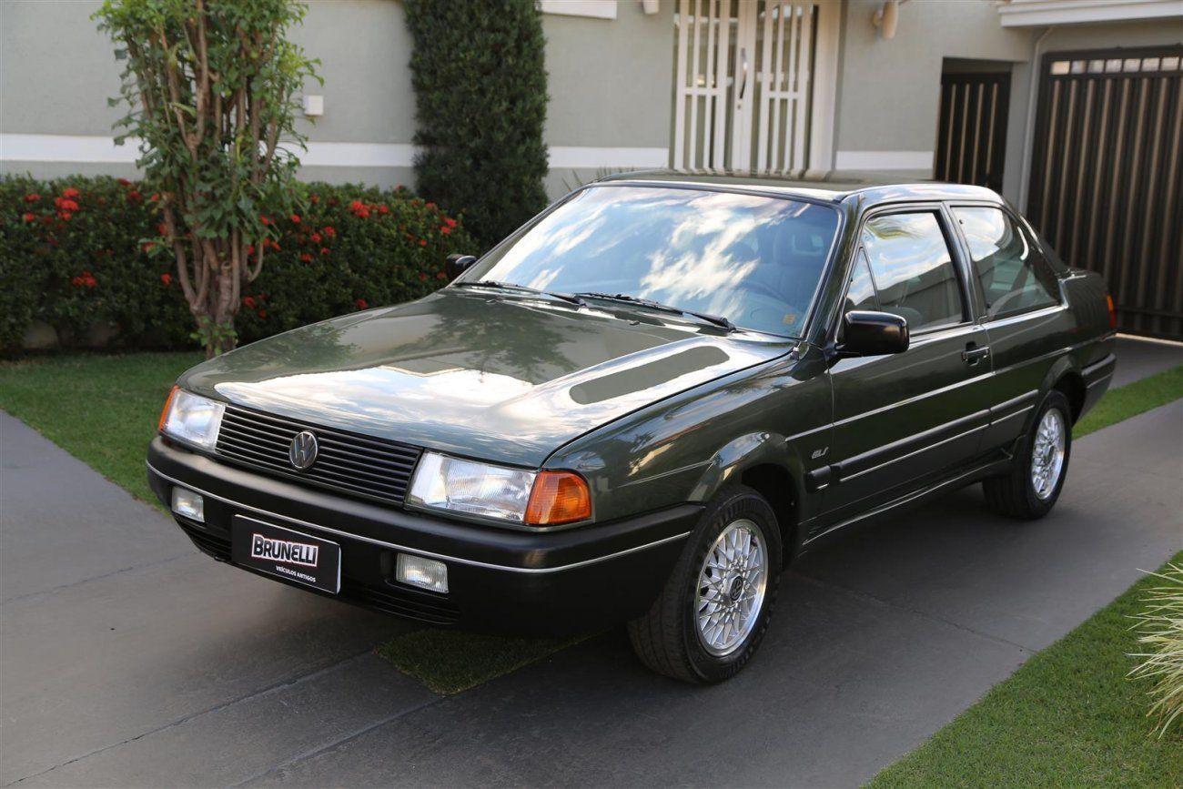 Volkswagen Santana GLS 2000 1991 Motor Tudo (4)