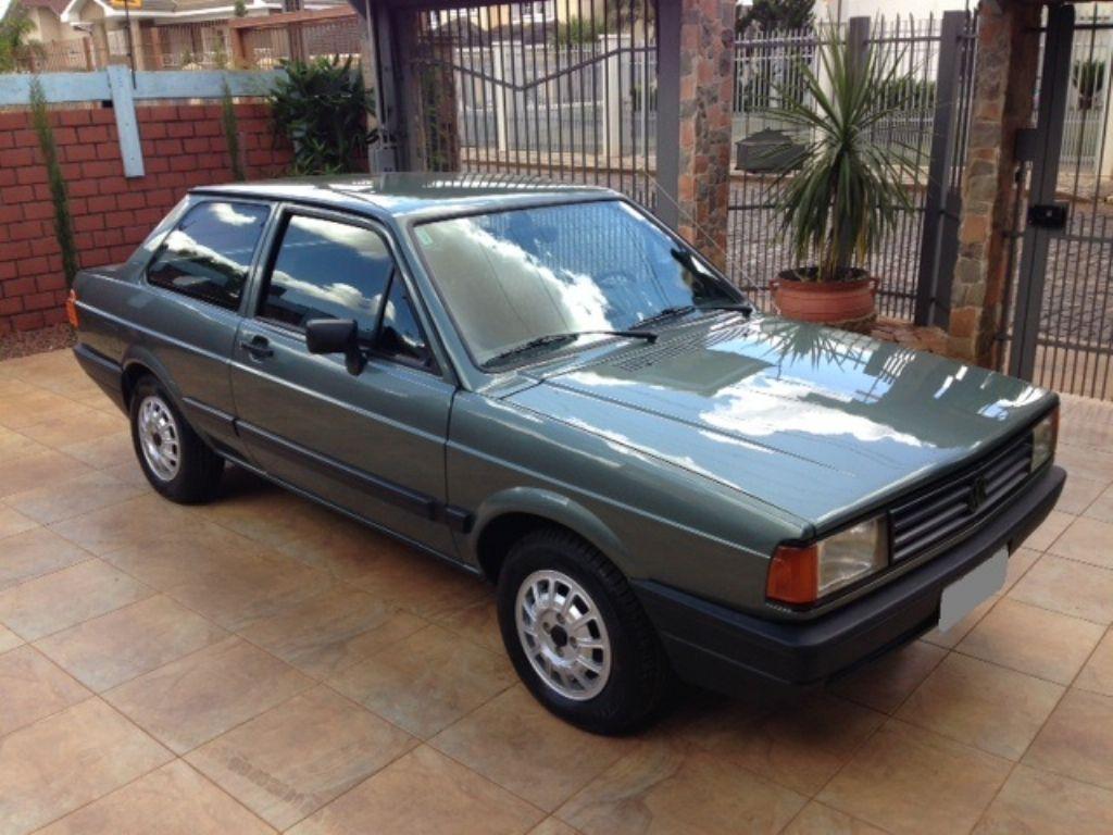 Volkswagen Voyage GL 1.6 1987 Motor Tudo (4)