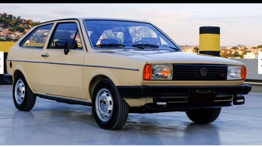 Volkswagen GOL LS 1.6 1986 AP Mais ágil e forte que seu antecessor