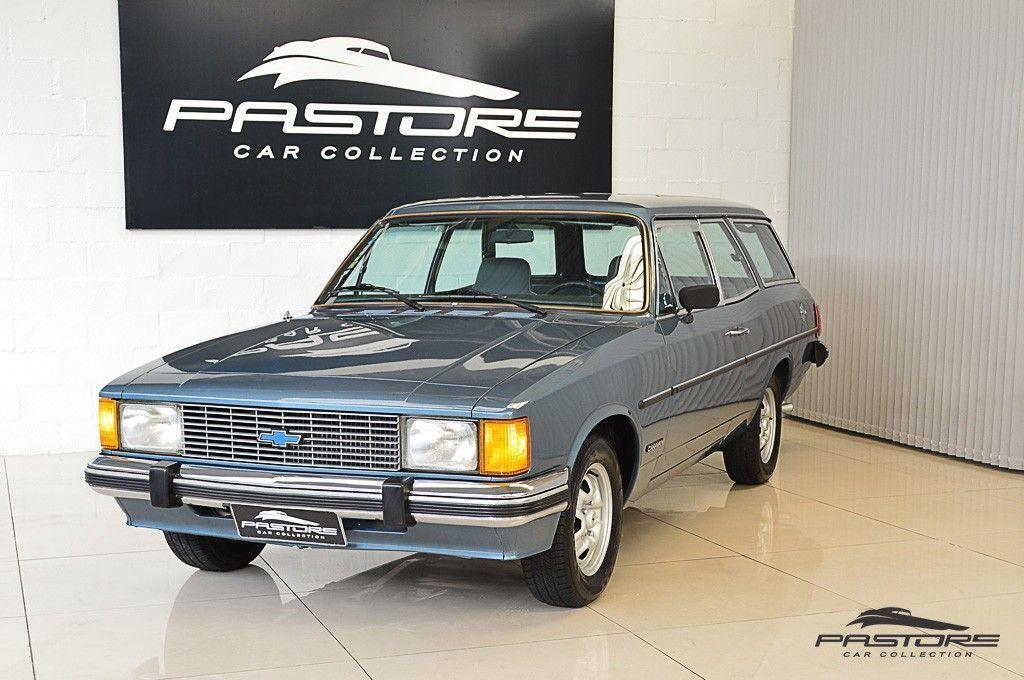 Chevrolet carava L 2.5 1982 Motor Tudo (6)