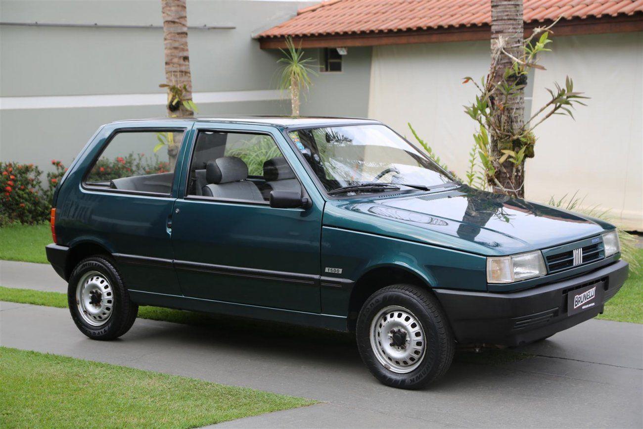 Fiat Uno 1.5 S 1992 Motor Tudo (1)