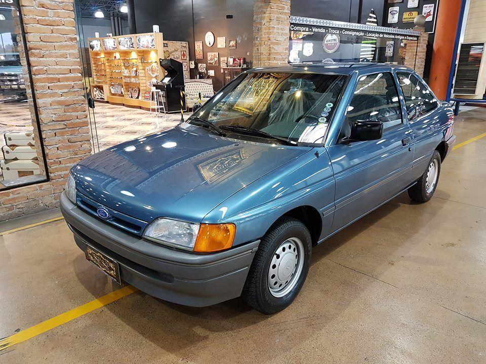 Ford Escort L 1994 Motor Tudo (2)