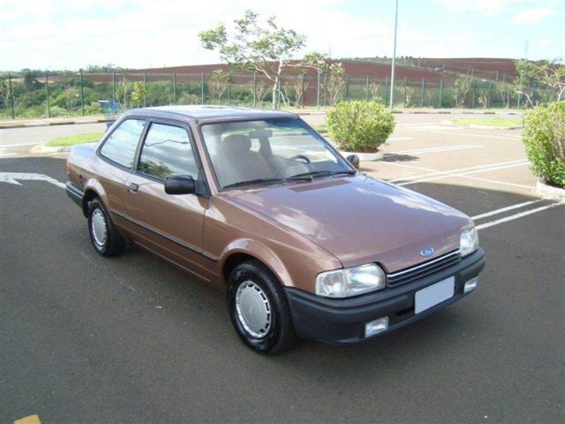 Ford Verona LX 1.8 1991 Motor Tudo (1)
