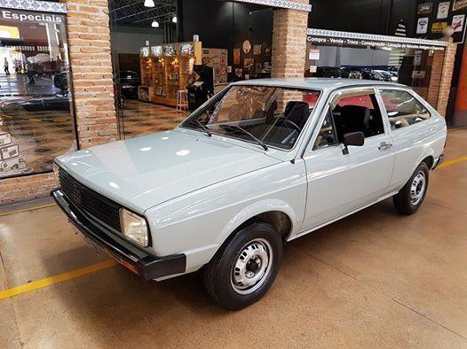 Gol quadrado 1980 Motor Tudo (1)