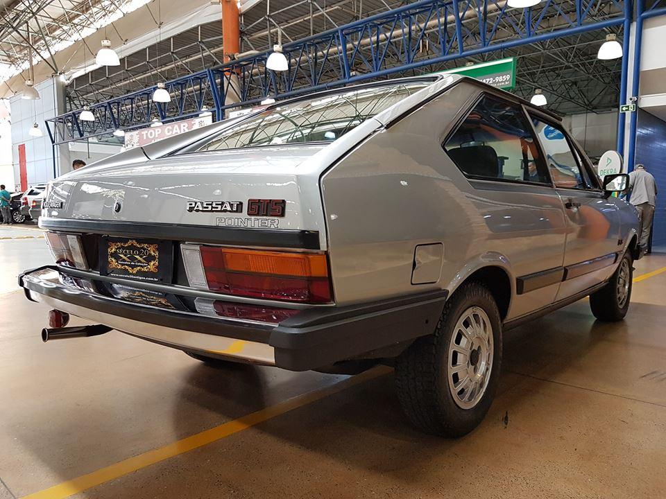 Passat GTS Pointer 1.8 1984 Motor Tudo (7)