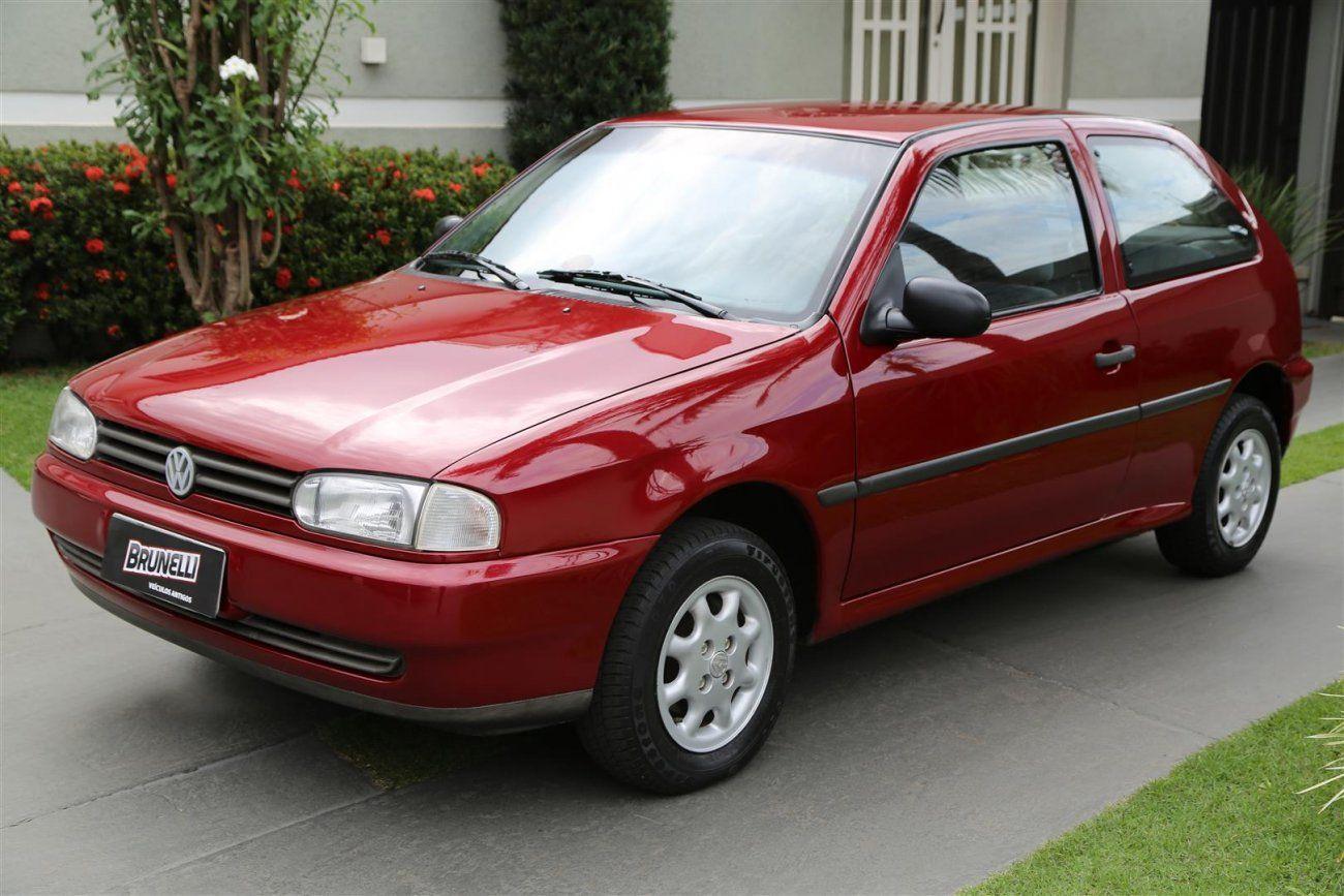 VW Gol GLi 1.8 1995 Motor Tudo (20)