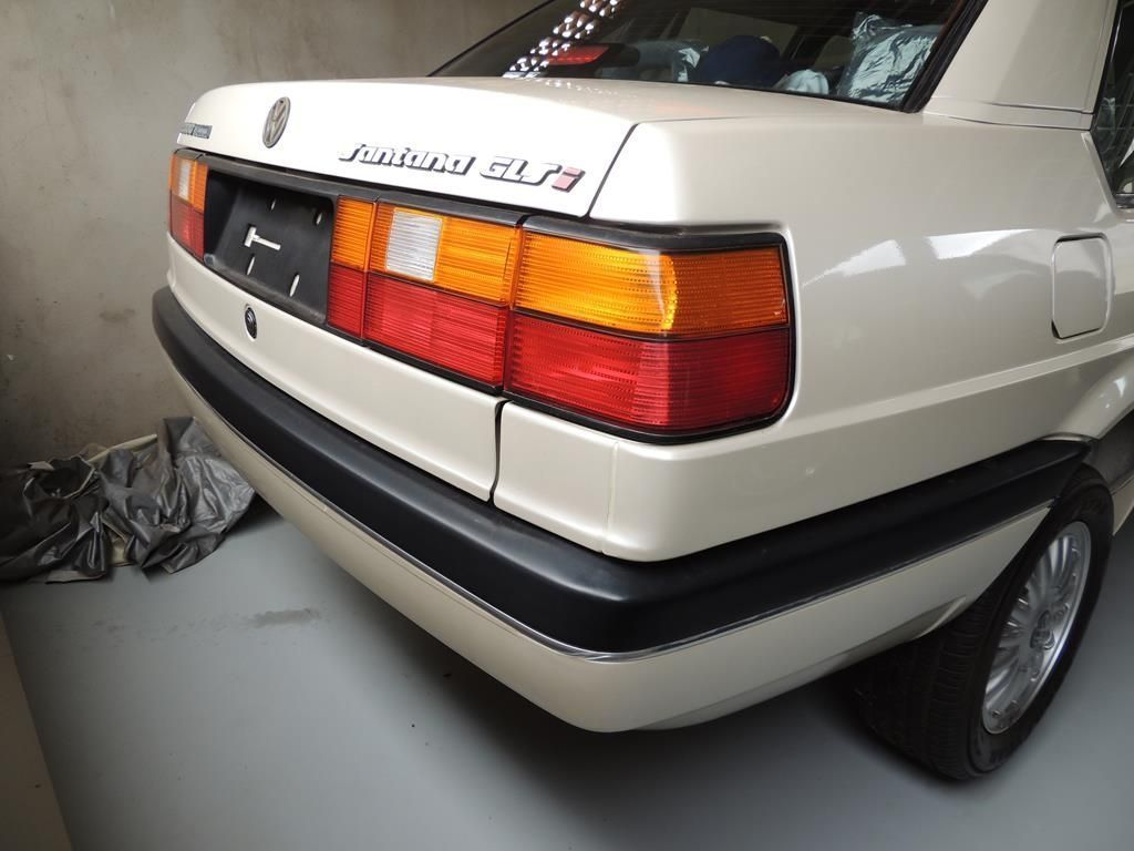 Volkswagen Santana GLSi 2.0 1995 Motor Tudo (8)