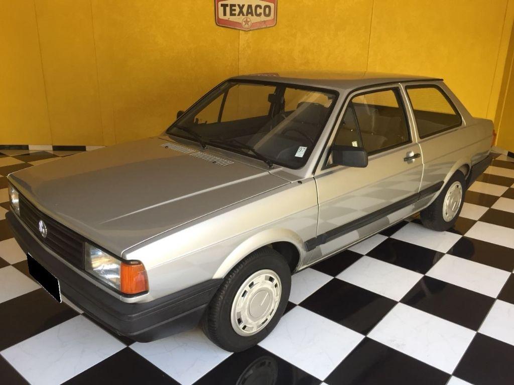 Volkswagen Voyage GL 1.6 1989 Motor Tudo (2)
