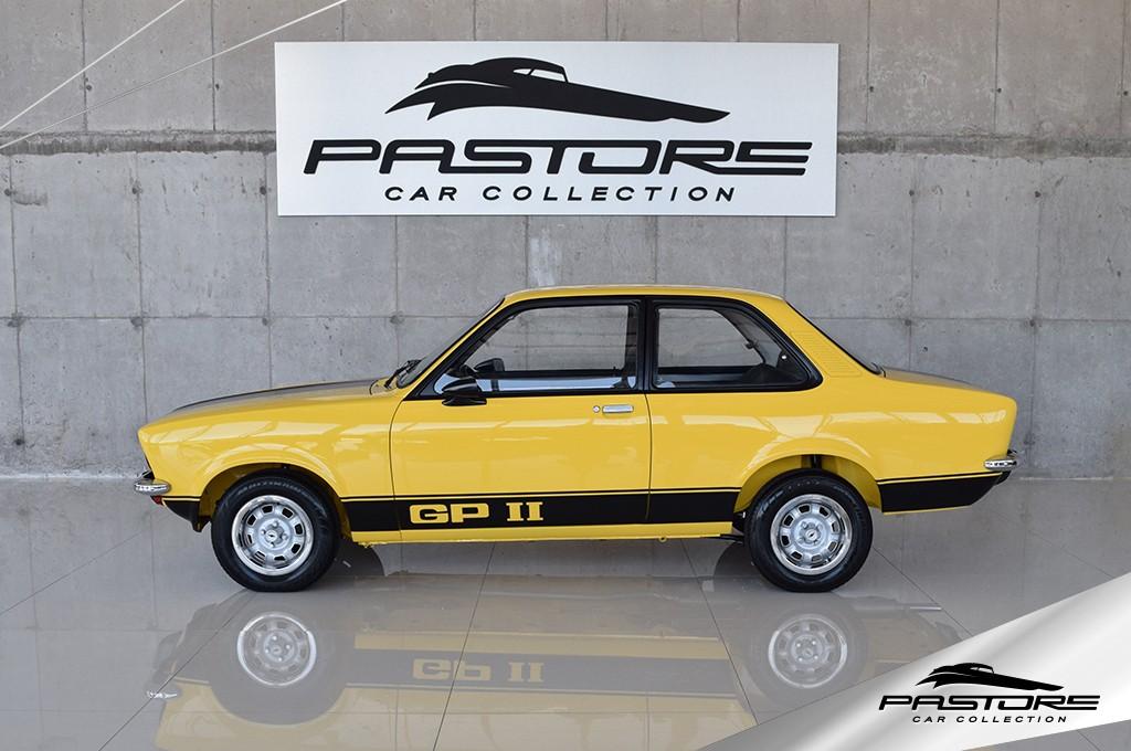 Chevette GP II 1.4 1977 Motor Tudo (3)