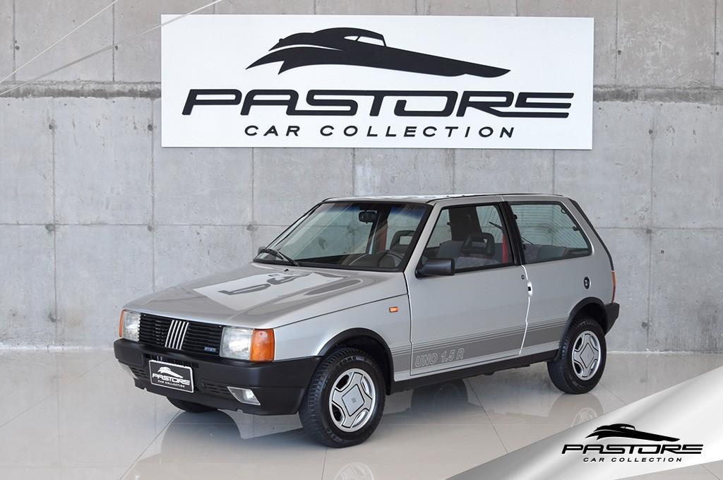 Fiat Uno 1.5R 1989 Motor Tudo (4)