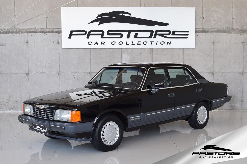 Chevrolet Opala Diplomata SE 1989 O carro dos senadores