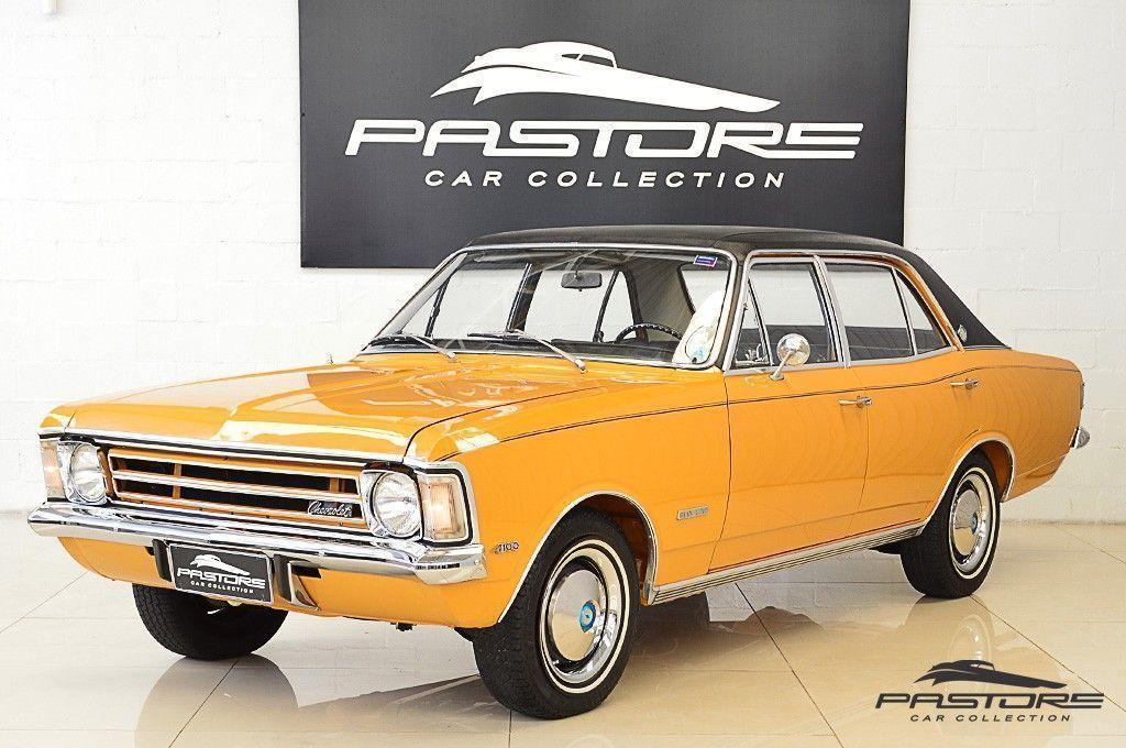 Opala Gran Luxo 1974 Motor Tudo (6)